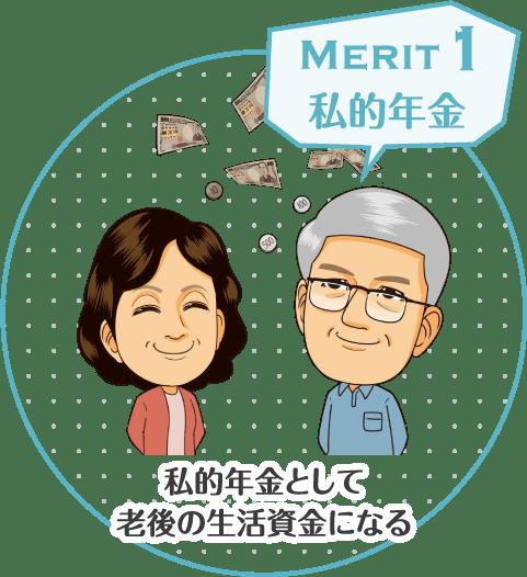 merit1 私的年金