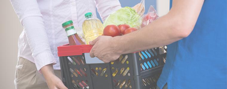 飲食宅配代行サービス